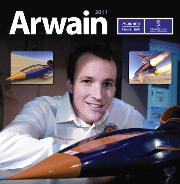 Cover of Arwain 2011
