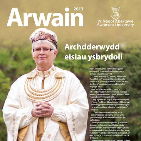 Cover of Arwain 2013