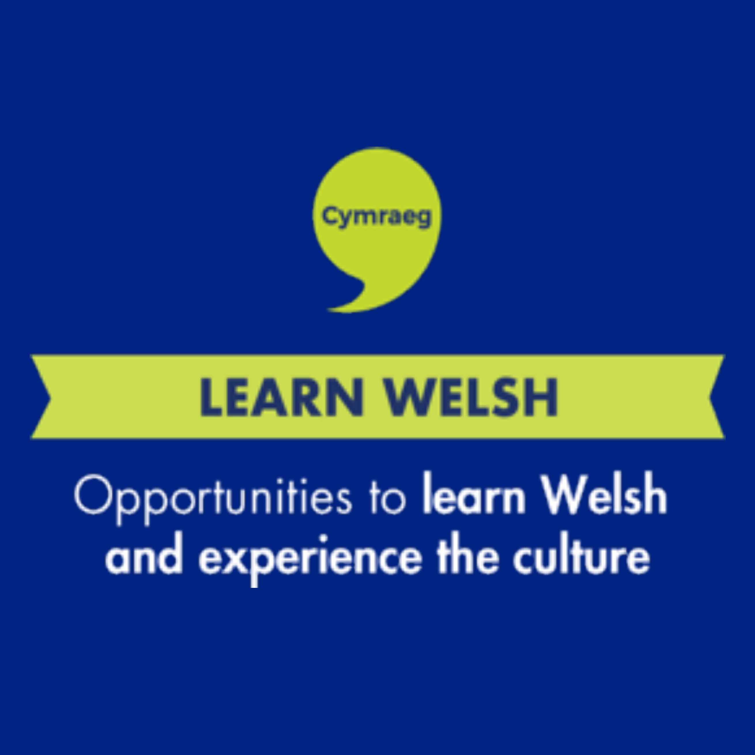Opportunities to learn Welsh and experience the culture
