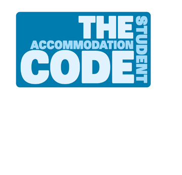 The Accommodation code student logo