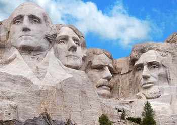 Image of Mount Rushmore
