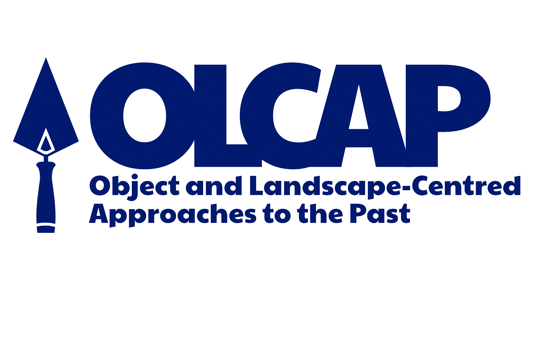 OLCAP logo - Object and Landscape Centred Approaches to the Past
