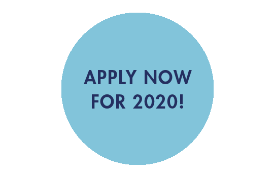 Apply now for 2020 button