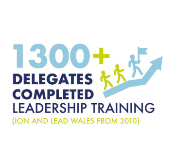 1300 delegates completed leadership training