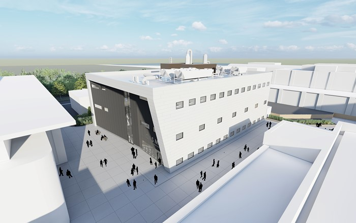 Kier appointed for £30m CISM building project at Bay Campus