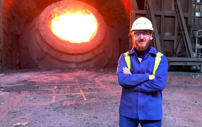 Award for Swansea steel experts' invention