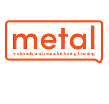 Metal project logo