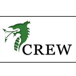 Green Dragon and the CREW Logo.