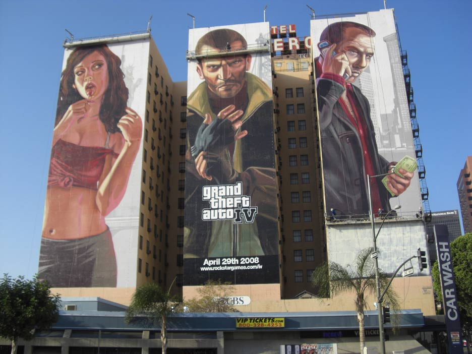 Grand Theft Auto 5 Graffiti
