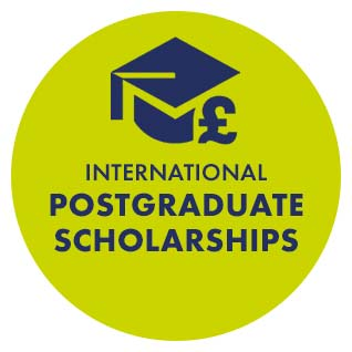 Icon for International Postgraduate Scholarships