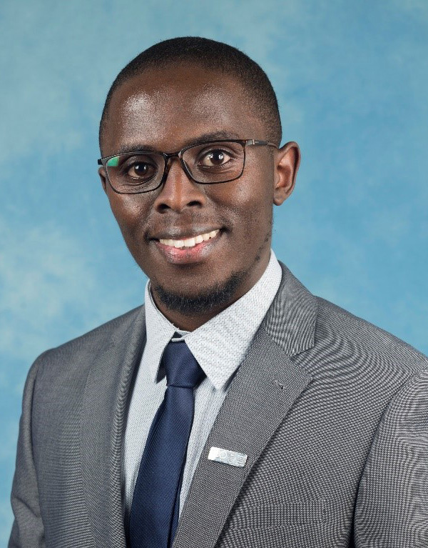 Image of Chevening Scholarship holder, George.