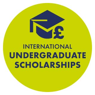 Icon for International Undergraduate Scholarships