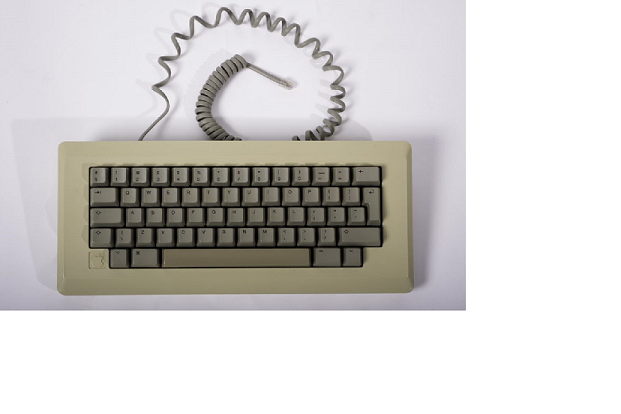 Old Apple Keyboard