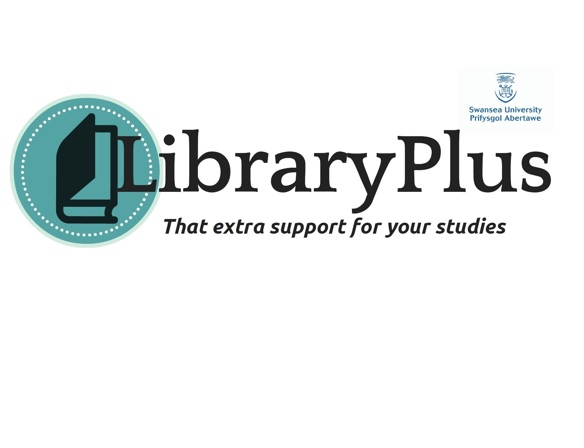 Library Plus logo