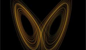 nonlinear-lorenz-attractor