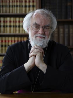 Rowan Williams Former archbishop of Canterbury