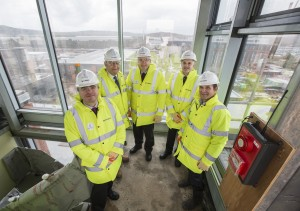 First Minister Bay Campus Visit