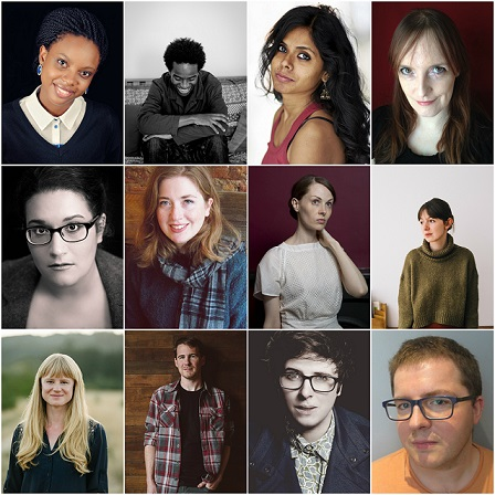 Dylan Thomas Prize 2018 authors