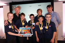 Technocamps Big Bang winners