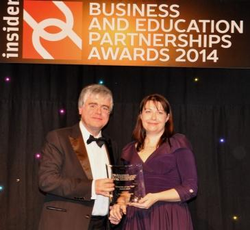 BEPA award presentation 2014