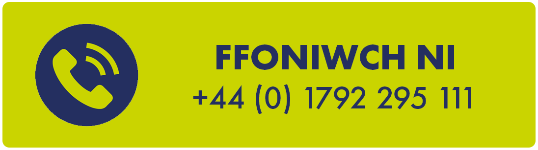 Ffoniwch ni - +441792295111