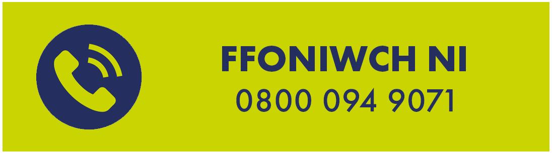 Ffoniwch ni - 08000944372