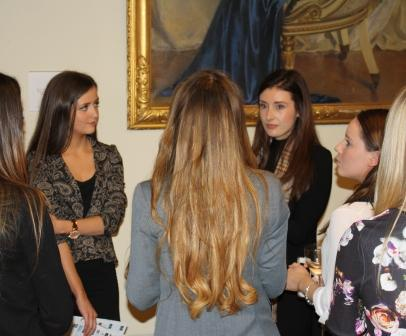 College of Law summer work placement event - JCP