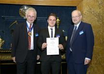 Dan Eade Salters Prize