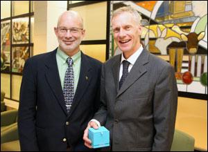 Prof Martin Sheldon Schofield Medal 1