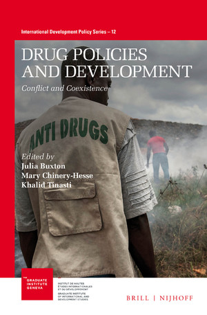 Drug policies book cover