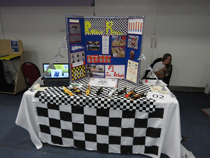 EESW stand