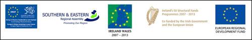 ERDF logos