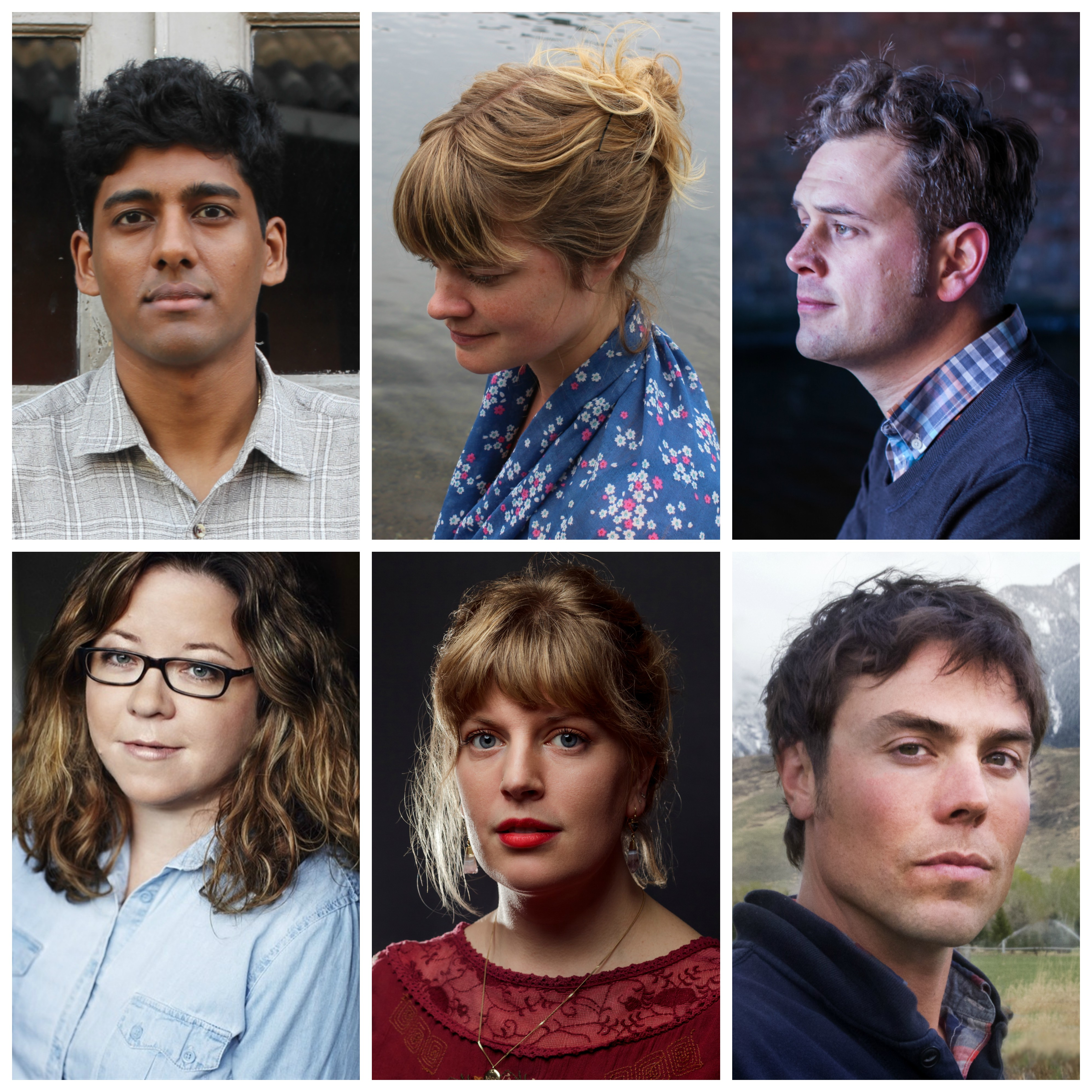 International Dylan Thomas Prize 2017 shortlisted authors