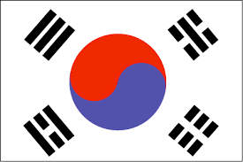 S Korea flag