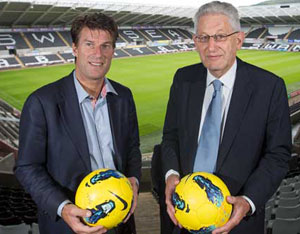 Laudrup and VC image