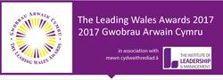 Leading Wales Awards 2017 logo