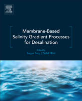 Membrane Based Salinity Gradient book