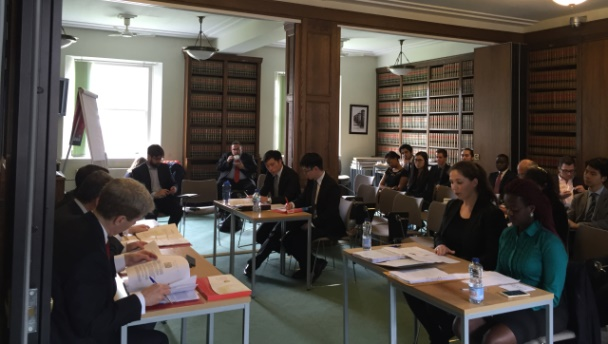 Finalists (Mooting 2016)