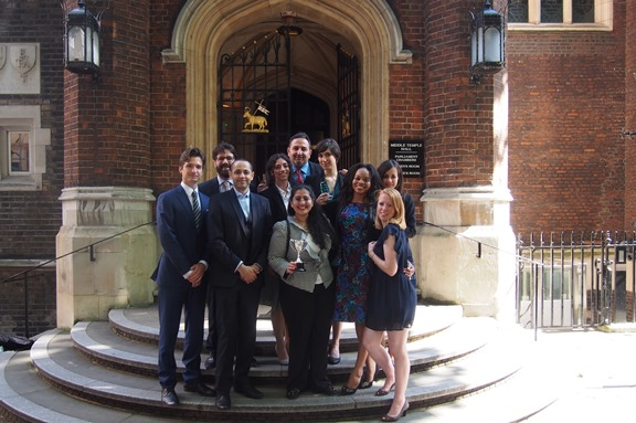 Mooting Group (Finals 2015)