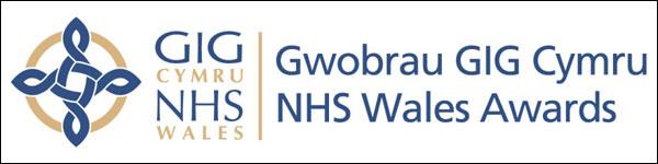 NHS Wales Awards logo