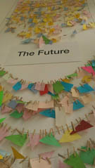 Oriel Science Future Wall
