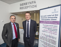 Osteopathic centre opening 1