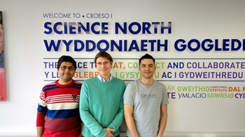 Physics Department welcomes Royal Society Fellows