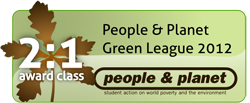 Green League awards