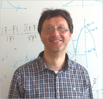 Prof Biagio Lucini