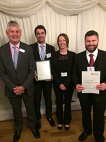 RSB Awards Swansea Uni group