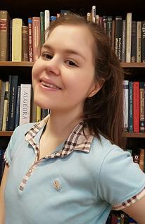 Sara Hamis (STEM for BRITAIN)