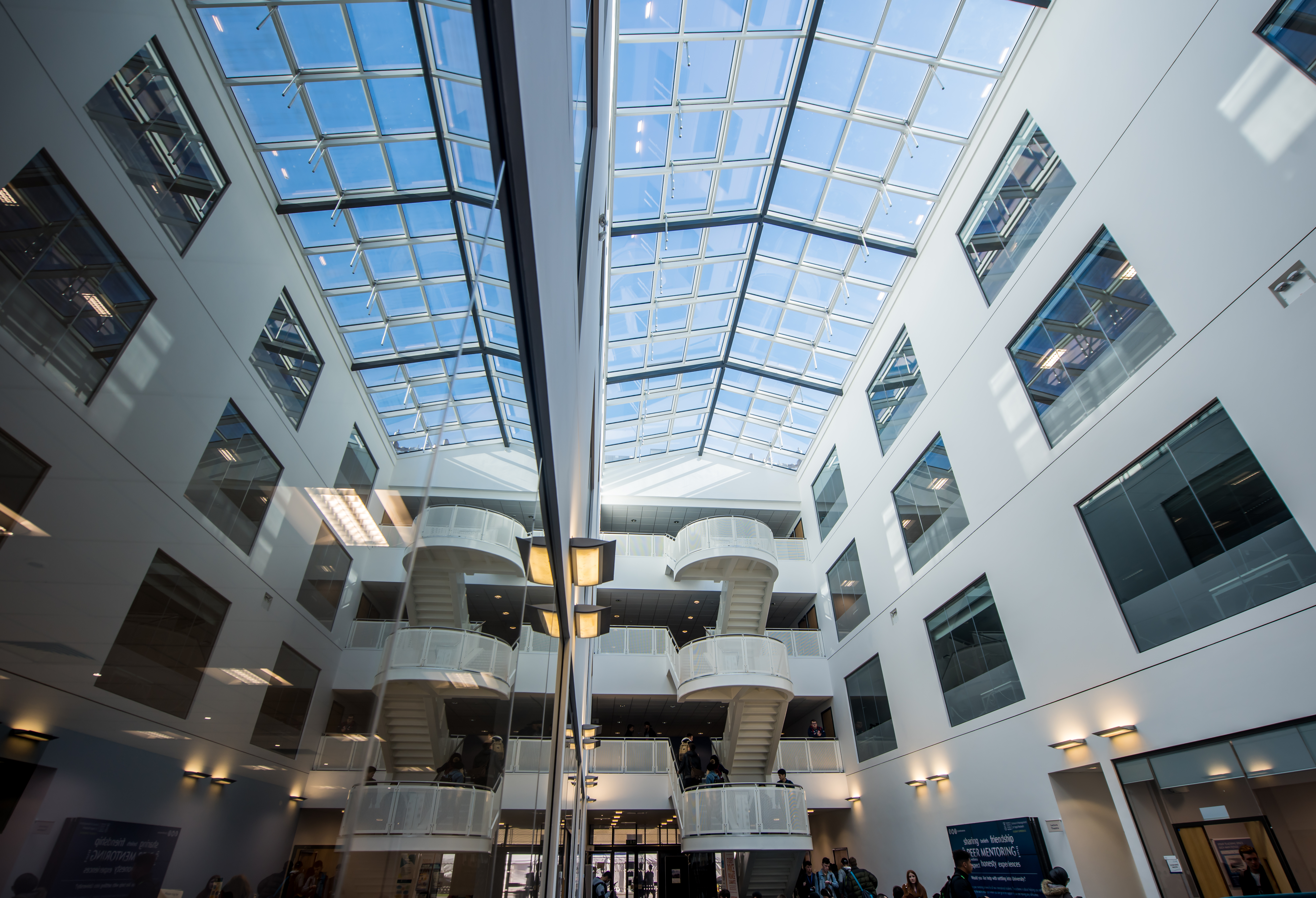 School of Management Atrium