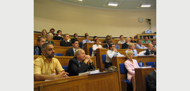 Some of the delegates who attended the Colloquium
