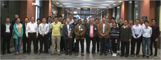 Swansea-Tsinghua Joint Workshop  for Computational Engineering revisits Swansea